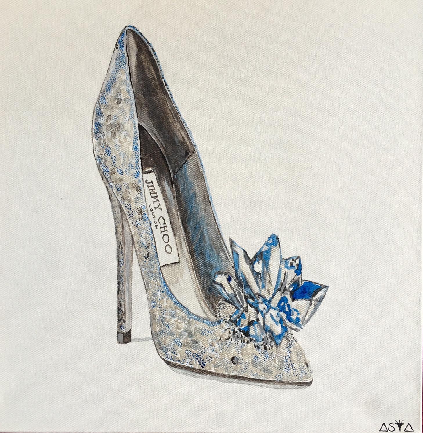 Louboutin / Jimmy Choo Art – Asta Razma